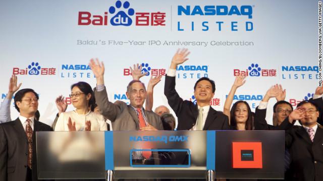 Baidu boss: China helps women succeed at work - CNN.com
