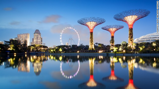 A new survey projects that Singapore will - by a wide margin - be home to the wealthiest citizens in 2050 with per capital income estimated at $137,710.