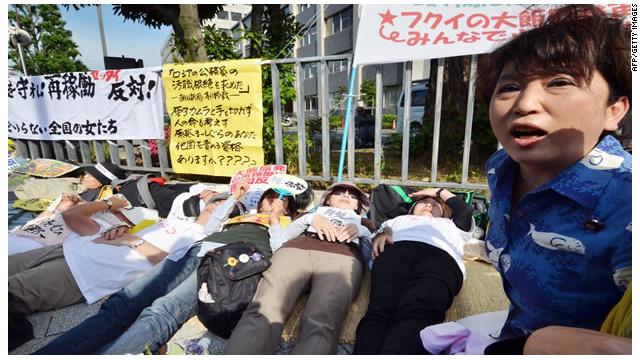 Residentes de Fukushima piden cárcel para funcionarios de Tepco