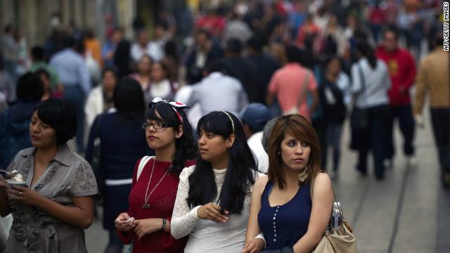 México es uno de los peores países para ser mujer, según una encuesta