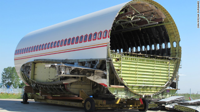 The place where dead airplanes come back to life  CNNcom