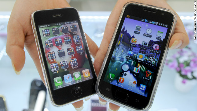 Apple derrota a Samsung en la batalla por las patentes en EE.UU.
