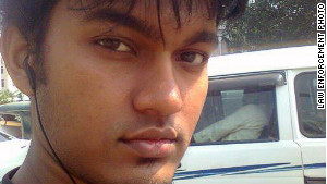 Quazi Mohammad Rezwanul Ahsan Nafis, 21, of Bangladesh, allegedly planned a terrorist bombing.