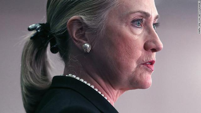 Photos: Clinton\'s political career