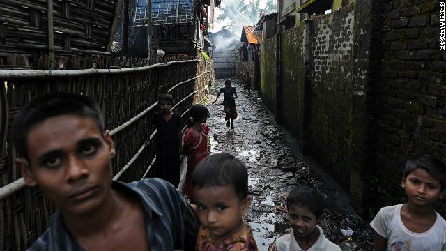 Obama must speak truth to Myanmar