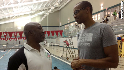 Blazing a trail for young black swimmers  In America  CNNcom Blogs