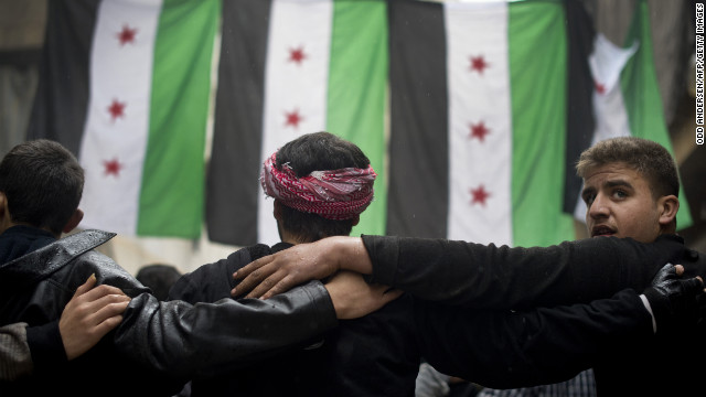 Sources: U.S. helping underwrite Syrian rebel training on securing chemical weapons