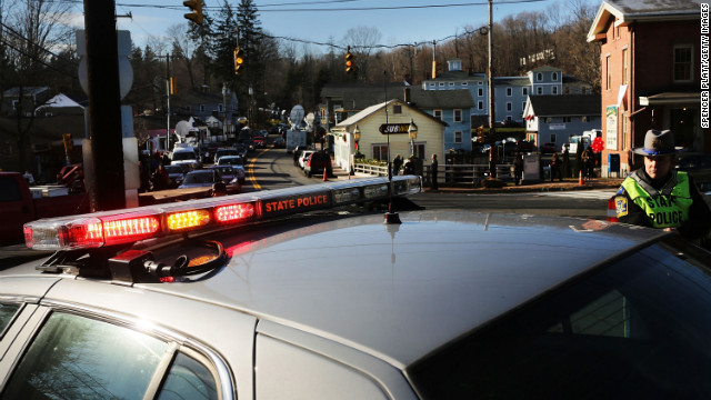 Photos: Connecticut school shooting