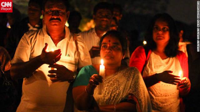 Relatan cómo fue la violación múltiple de la joven india