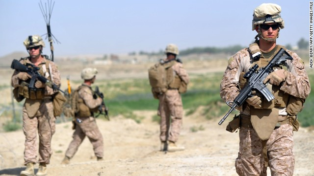 CNN Poll: Afghanistan war arguably most unpopular in U.S. history