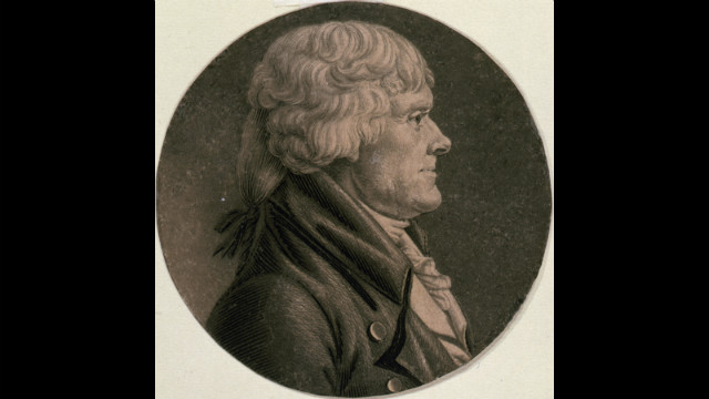 Thomas Jefferson was sworn in for his second term on March 4, 1805.