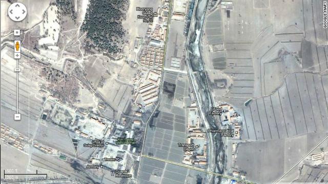 """Los sitios """"secretos"""" de Corea del Norte ya no son invisibles para Google Maps"""