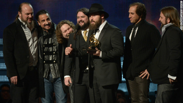"""Zac Brown Band won the Grammy for best country album with """"Uncaged."""" This is the band's third Grammy Award."""