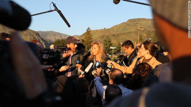 Ex-cop at center of California manhunt