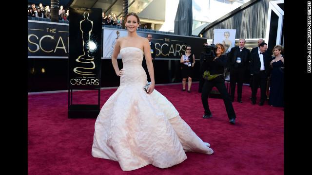 Oscars: Red carpet photos