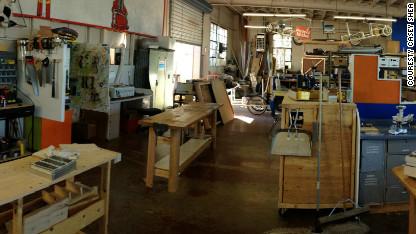 machine shop classes
