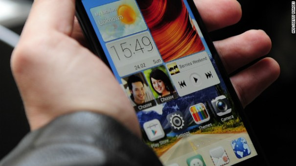 New gadgets at the Mobile World Congress