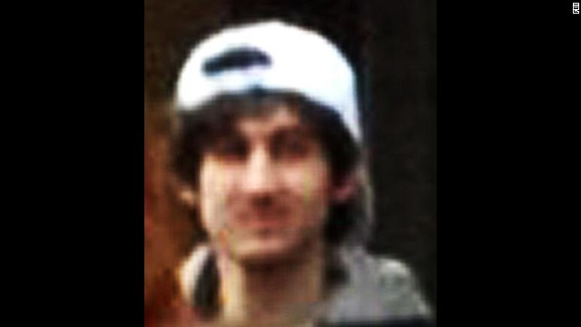Police are searching for Suspect 2. Several sources tell CNN this suspect at large has been idenified as Dzhokhar Tsarnaev, 19.