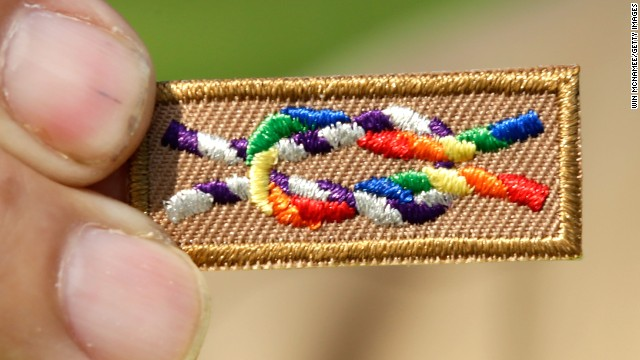 Boy Scouts to allow gay youths to join