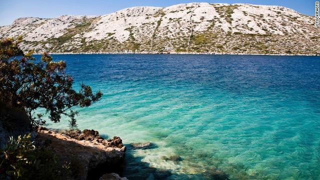 90. Paradise Beach, Rab, Croatia