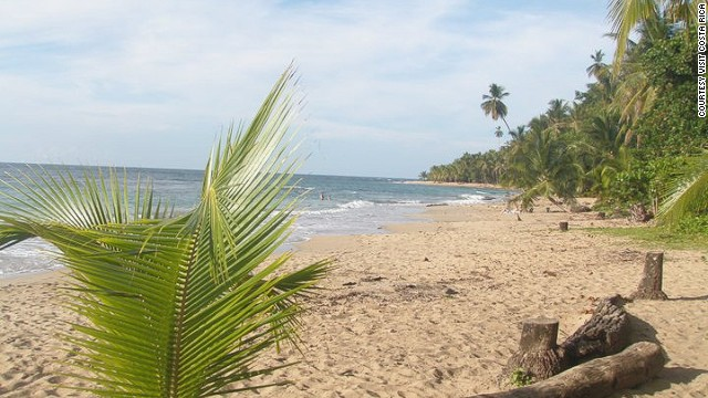 40. Dominical Beach, Costa Rica