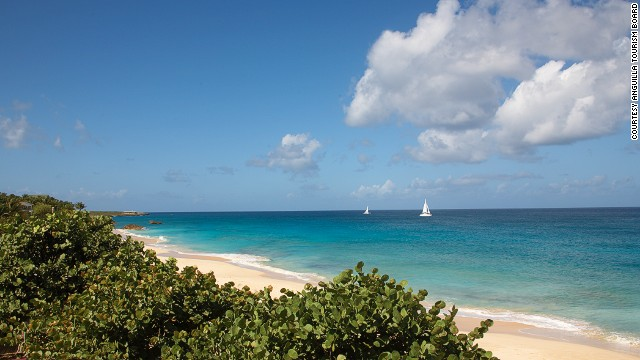 92. Meads Bay, Anguilla
