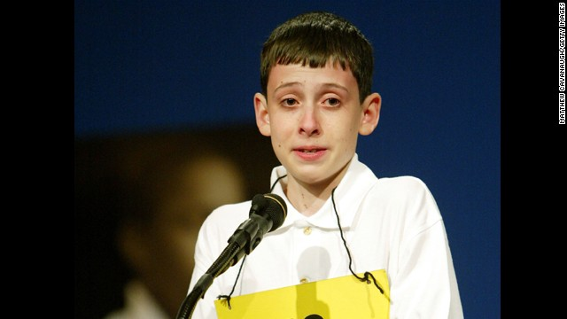 National Spelling Bee ends in tie for first time in