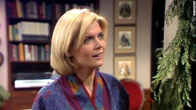 """It was years after Meredith Baxter portrayed one of America's favorite moms, Elyse Keaton on """"Family Ties,"""" that she <a href='http://www.soberinfo.com/news/2011/12/tvs-meredith-baxter-speaks-about-abuse-and-addiction.html' target='_blank'>revealed that she is a recovering alcoholic.</a>"""