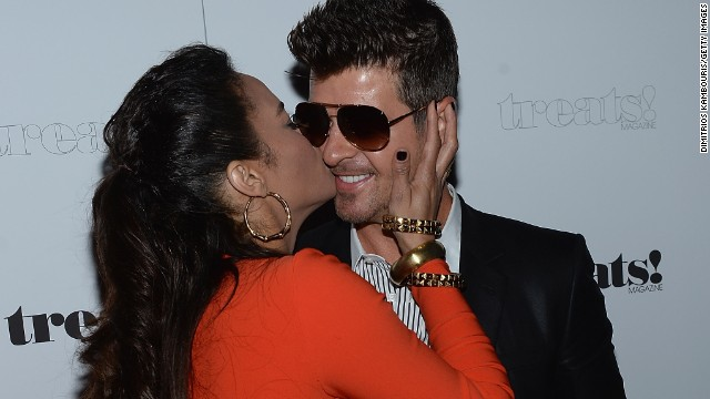 Robin Thicke: I don't know if I'd be alive without Paula