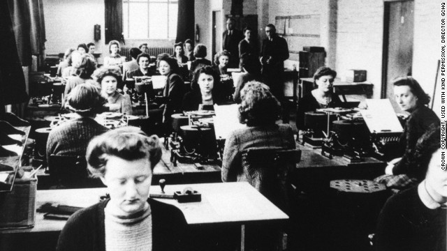 Bletchley Park was once Britain's best kept secret, with all activity undertaken there strictly hidden for three decades after the war ended.