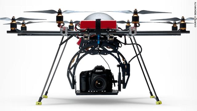 Photos: 15 cool drones