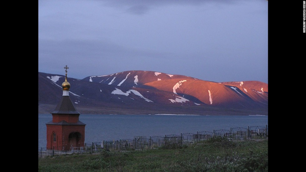 Península de Chukchi, Rusia