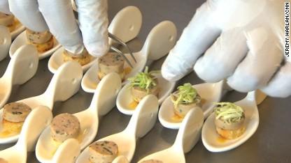 CIA foie gras
