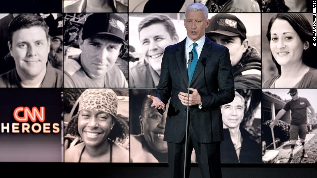 Photos: \'CNN Heroes: An All-Star Tribute\'