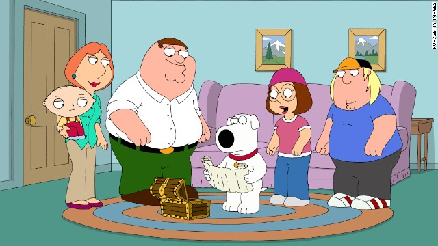 Fans were upset when Brian, the talking family dog, was killed off of the animated series