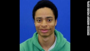 Police released this photo of shooting suspect Darion Marcus Aguilar.