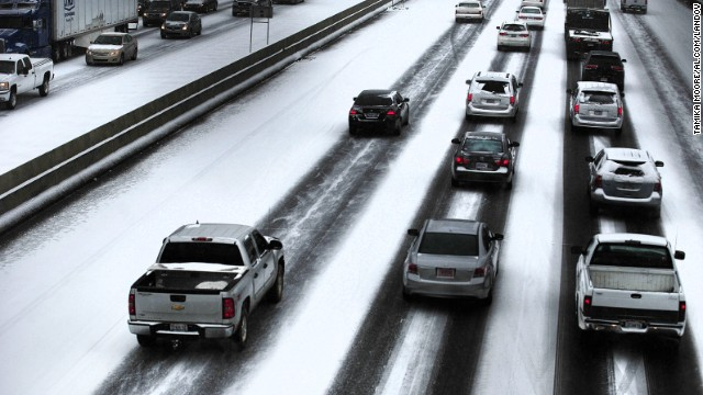 Photos: Freezing temperatures sweep U.S.