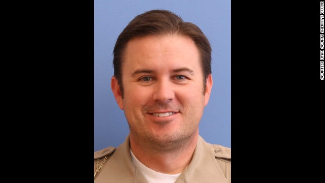 Sgt. Cory Wride, a deputy who had been on the Utah County force for 19 years, was described as