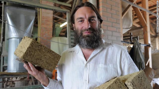 Natural Building Materials : Farewell concrete dglikes
