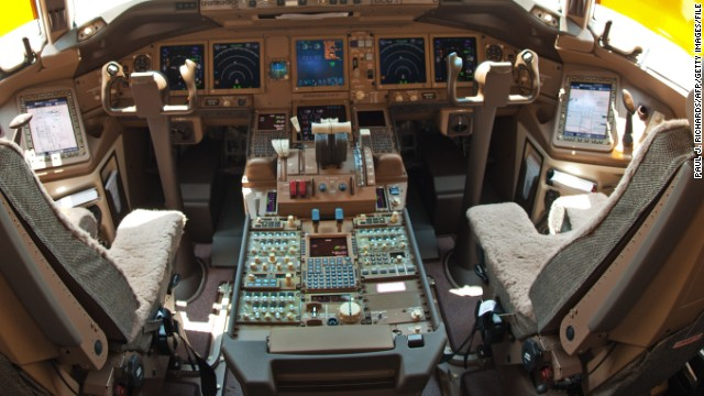 Boeing 777 pilot Autopilot theory for missing plane makes