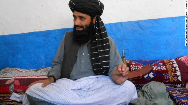 Azam Tariq, a Mehsud faction spokesperson and Pakistan Taliban leader, says his faction is separating from the militant group.