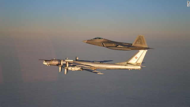 Encounters with Russian military aircraft