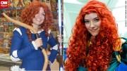 cosplay comic- wore