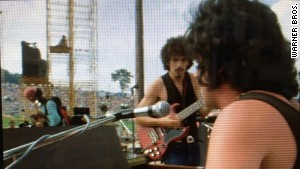 Santana\'s debut album was released the same month as Woodstock, catapulting the then-unknown band to fame.