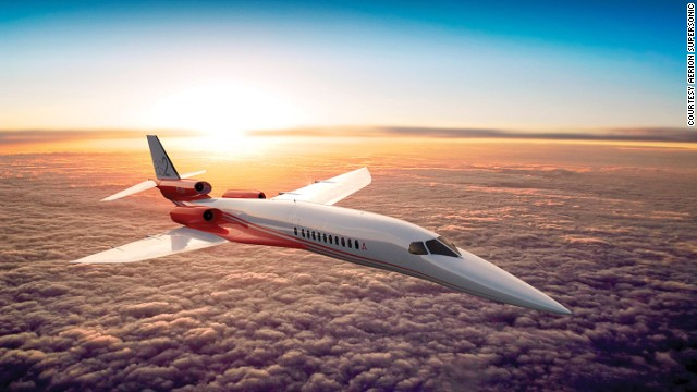 Aerion's AS2 will fly between Mach 1.4 and 1.6, almost twice the speed of today's fastest commercial jets.