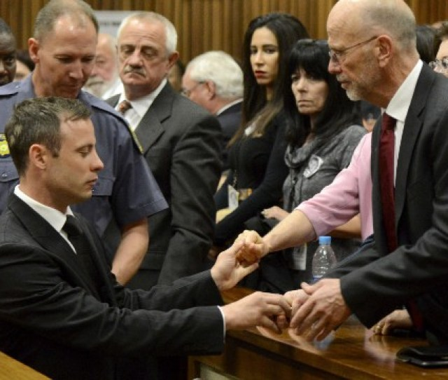 Photos Oscar Pistorius Trial