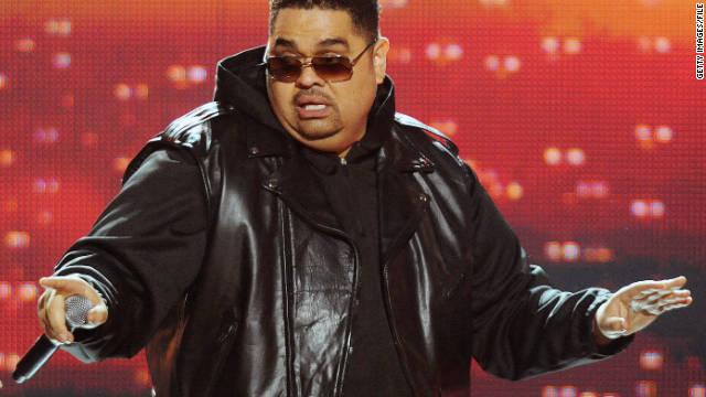 Rapper Heavy D dies at age 44  CNNcom