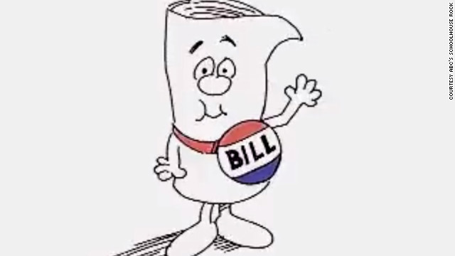 'I'm just a bill:' Schoolhouse Rock, 40 years later, still