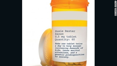Xanax 'helps me be a better mom'