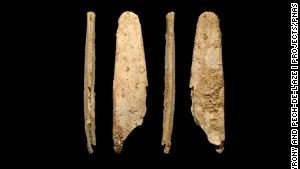 Neanderthal tools present new challenges to archaeologists